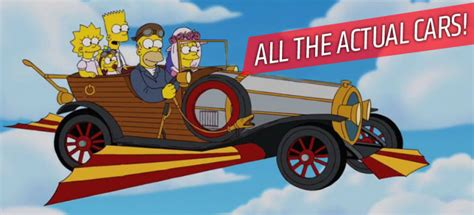 guide   real world car    simpsons