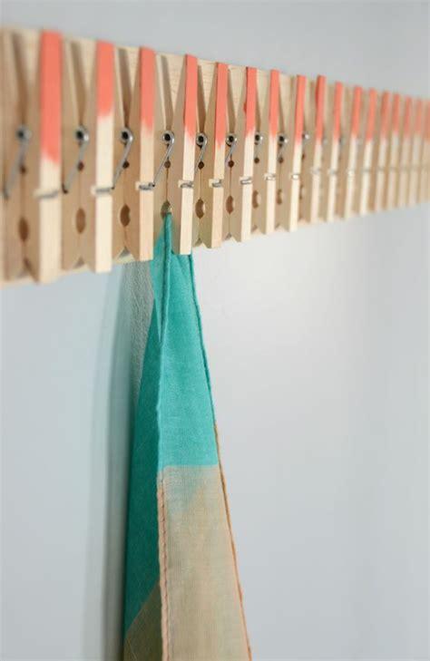 bricolage avec pince a linge en bois 1001 id 233 es diy pour donner une nouvelle vie 224 la pince 224 linge bois