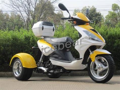 icebear cc automatic trike motorcycle  ocala