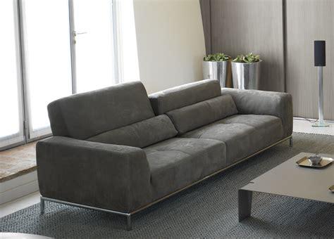 Kafka Sofa  Leather Sofas  Contemporary Sofas From Italy