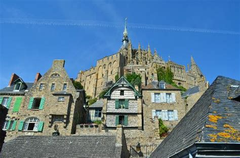 panorama picture of hotel du guesclin mont michel tripadvisor