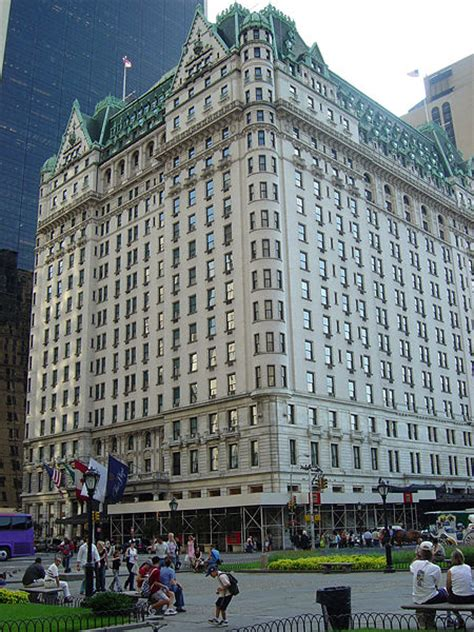 New York Architecture Images The Plaza Hotel