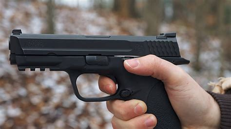 Smith And Wesson M&p 9mm Review