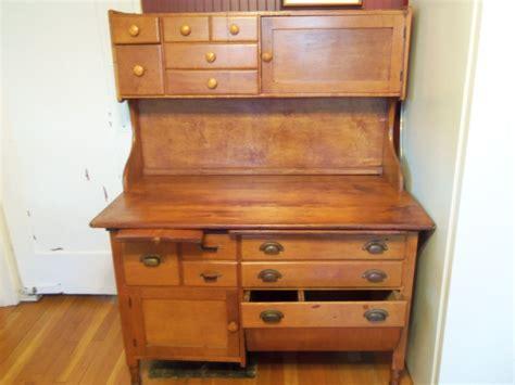 Kitchen Storage : Vintage Bakery Baker's Table
