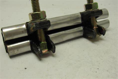 dresser  handiband stainless steel repair clamp