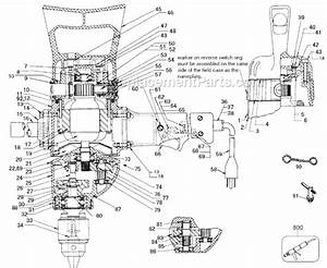 Black And Decker 1405 Parts List And Diagram