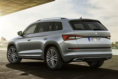 Škoda Kodiaq Laurin & Klement 4×4 [worldwide] '2018–pr