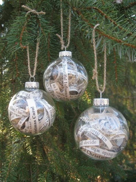charles dickens  christmas carol ornaments