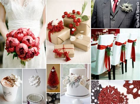 Planning A Christmas Wedding Take A Look Some Wonderful