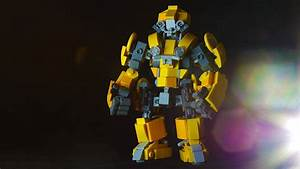 Lego New Bumblebee From Transformers