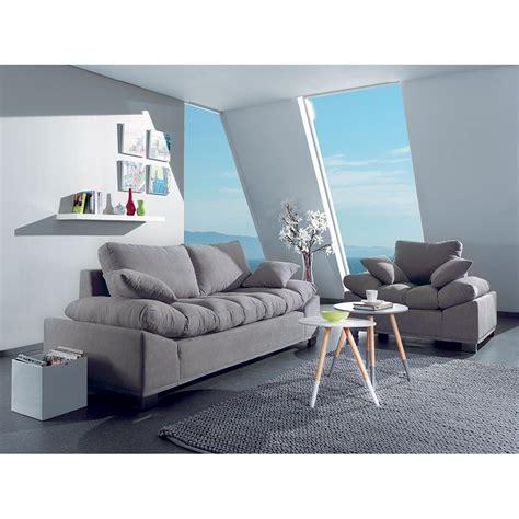 Le canapu00e9 idu00e9al grand confort avec coussins hyper moelleux.