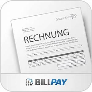 Zahlung Per Rechnung : zahlung rechnung billpay deutschland ~ Themetempest.com Abrechnung