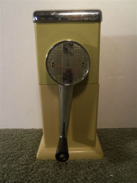 Vintage Ice O Mat Ice Crusher 1950's or 1960's   eBay
