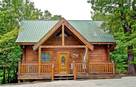 Cabin Rentals Near Sevierville Tn by Almost Paradise 1 Bedroom Cabin Rental In Sevierville Tn