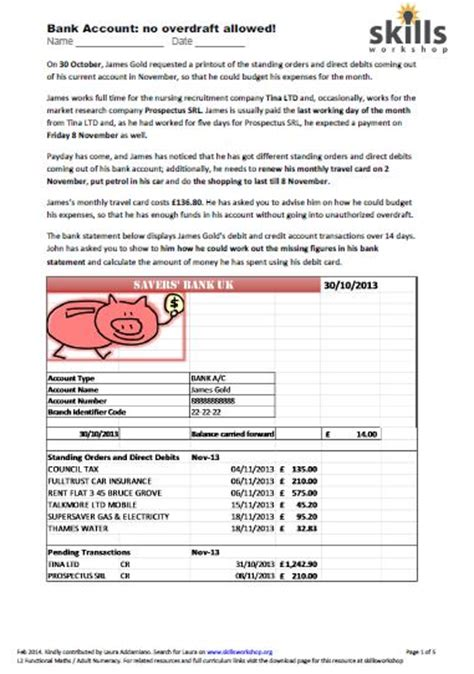 all worksheets 187 money management worksheets printable