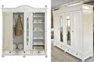 Landhaus Eckbank Nach Maß : landhaus schrank nach wunsch 4 t rig mit spiegel ~ Michelbontemps.com Haus und Dekorationen