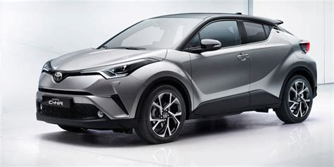 2017 Toyota Chr Unveiled In Geneva, Australian Launch Due