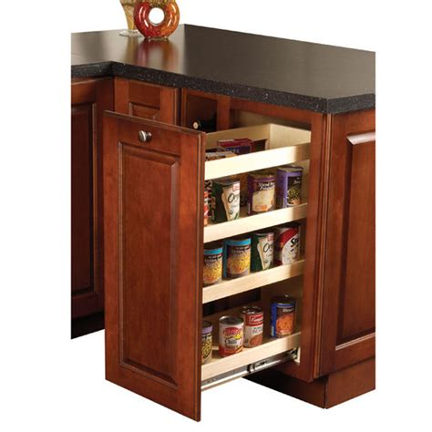kitchen cabinet organizers pull out kitchen wood base cabinet pull out organizer by hafele
