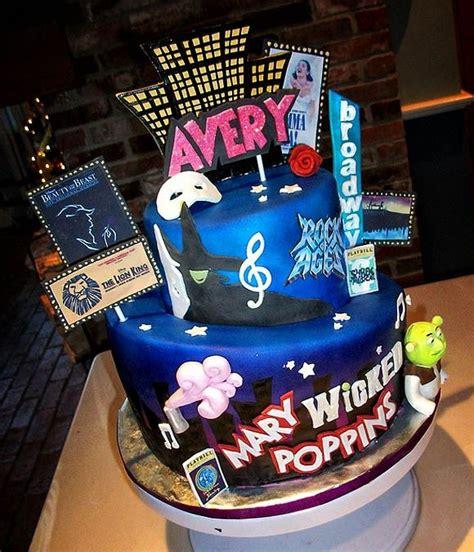 Musicals Cake Favorite Cakes Celebration Cakes Cake