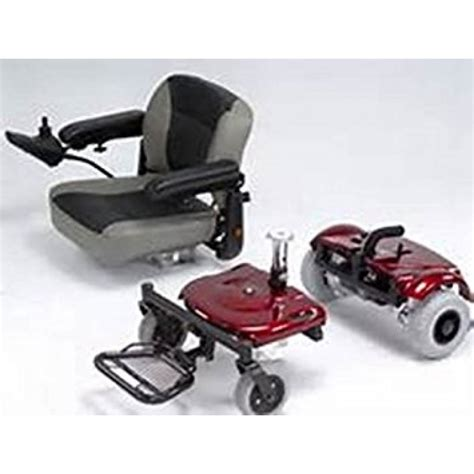 merits health easy go travel power chair power chairs