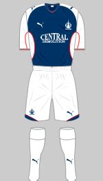 The Scottish League 2009-2010 - Historical Football Kits
