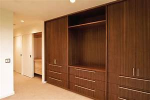 Bedroom Wall Cabinets Design : Fascinating Bedroom