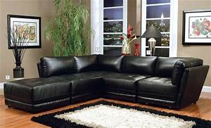 Kayson build your own sectional white leather by coaster for Build your own leather sectional sofa