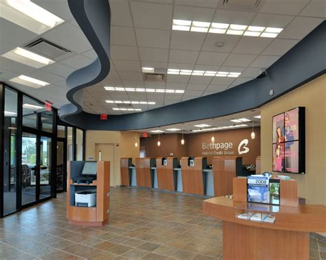 interior federal credit union jrs architect p c designs friendly branches for
