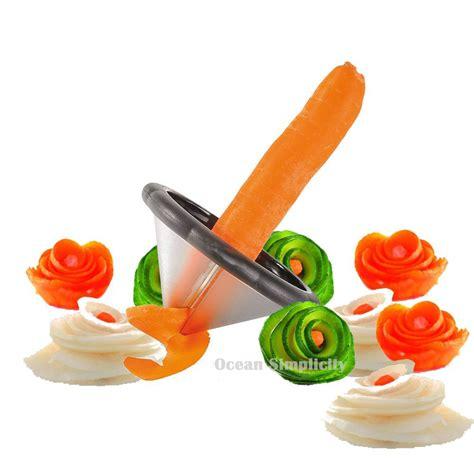 Creative Kitchen Gadgets Vegetable Spiralizer Slicer Tool