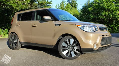 2014 Kia Soul Exclaim by Review 2014 Kia Soul Exclaim Subcompact Culture The