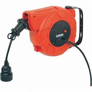 Enrouleur De Cable Electrique : enrouleur automatique electrique ~ Edinachiropracticcenter.com Idées de Décoration