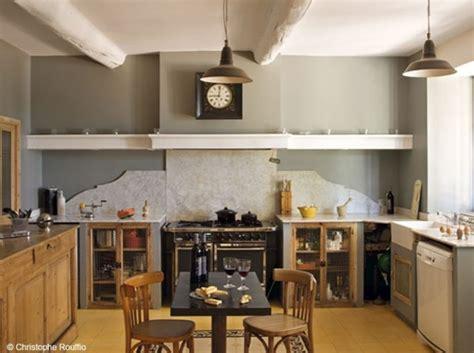 cuisine style provencale moderne photo interieur maison provencale