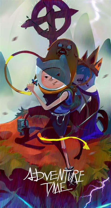 Aventure Time #GG | Adventure time characters, Adventure ...