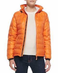 Orange Puffer Vest Lookup BeforeBuying
