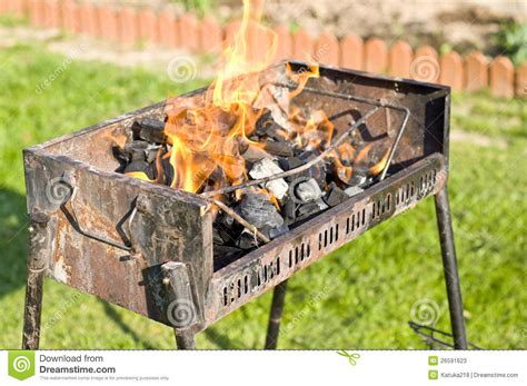 Backyard Bbq Restaurant by Backyard Barbecue Grill Stock Photos Image 26591623