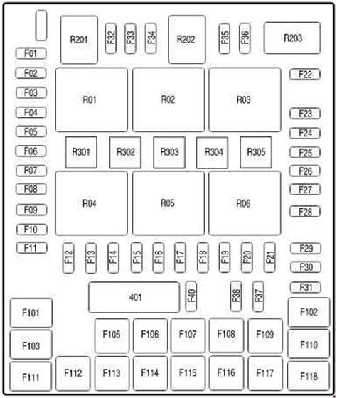 Ford Fuse Box Diagram Auto Genius