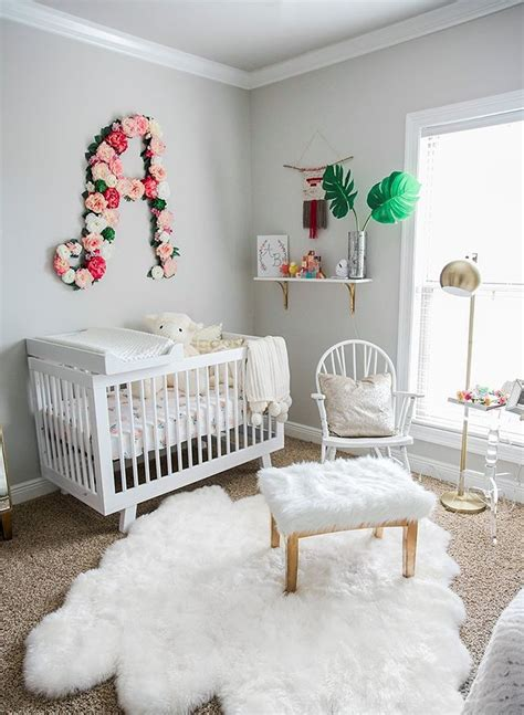 ideas  flower nursery  pinterest babies