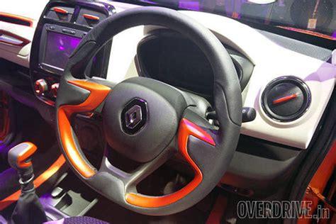 renault climber interior 2016 auto expo renault kwid climber concept unveiled