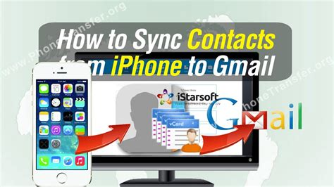 how to add gmail to iphone how to sync contacts from iphone to gmail youtube How T