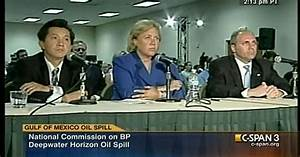 Gulf Of Mexico Oil Spill Commission Meeting  Congressional