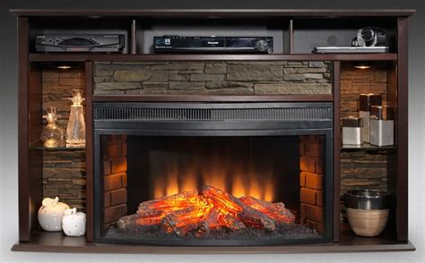 fireplaceentertainment unit fireplace ideas pinterest