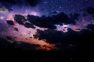 Beautiful Dark Night Sky | www.imgkid.com - The Image Kid ...