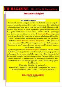Armando Adolgiso ⁞ Bel colpo Callaghan