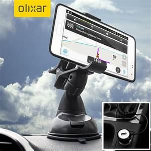 Handyhalterung Auto Samsung Galaxy A5 : olixar drivetime samsung galaxy a5 car holder charger pack ~ Jslefanu.com Haus und Dekorationen