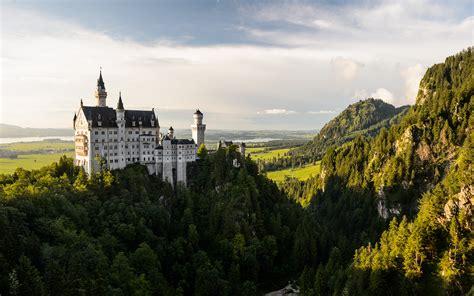 daily wallpaper neuschwanstein castle germany
