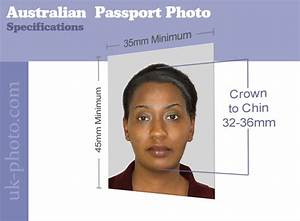 australian passport photos available online or at our studio With requirements for passport size photo