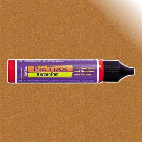 farben für kerzen bemalen kerzen pen inkagold mit farbe auf fl 252 ssigwachsbasis