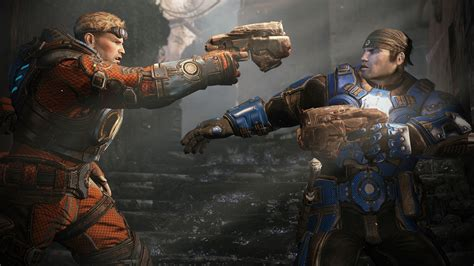 Review Gears Of War Judgment Beardeogame Bros