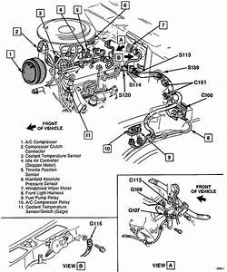 1991 chevy blazer wiring diagram 1991 free engine image With also 2000 chevy blazer wiring harness diagram in addition 95 chevy s10