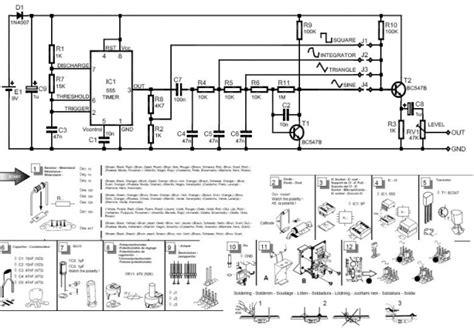 diy signal generator electronics diy electronics electronics projects function generator